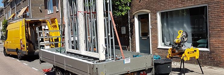 Kozijnen Haarlem